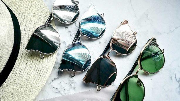 Wie passt ihr die Sonnenbrille an eure Gesichtsform an?