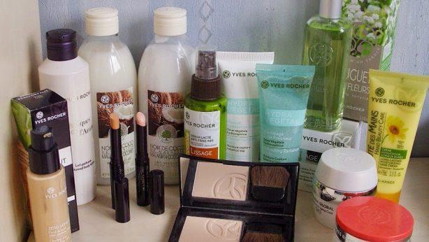 Einkäufe bei einer Kosmetikmarke: welche Produkte von Yves Rocher sind bemerkenswert?