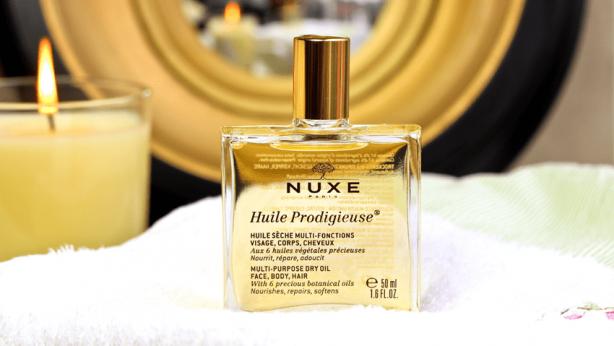 Luxus in der Flasche. Ist das Trockenöl NUXE Huile Prodigieuse wirklich so unersetzbar?
