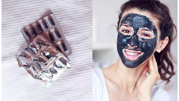 Hast du unreine Haut oder brauchst du eine tiefenwirksame Reinigung? Probiere die Gesichtsmaske mit Aktivkohle aus! [Rezept]
