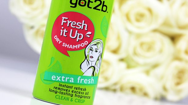 Fresh it Up von got2b, also eine Neuheit in meinem Bad