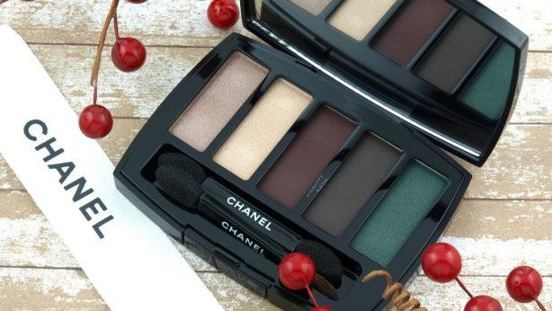 Neuheit von Chanel! Die Lidschatten Trait de Caractere