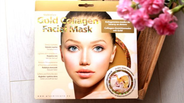 Finde ein Wundermittel für die Hautpflege! Die Gesichtsmaske Gold Collagen von GlySkinCare